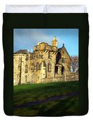 Caption Hill Building Duvet Cover