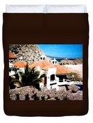 Captivating Cabo Duvet Cover