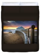 Carcavelosbeach - Portugal Duvet Cover