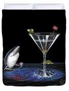 Card Shark Duvet Cover