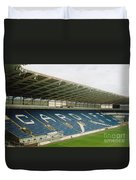 Cardiff - City Stadium - East Stand 1 - July 2010 Duvet Cover
