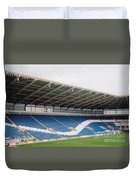 Cardiff - City Stadium - North Stand 1 - July 2010 Duvet Cover