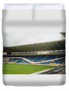 Cardiff - City Stadium - South Stand 1 - July 2010 Duvet Cover
