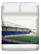 Cardiff - Ninian Park - North Stand 2 - August 1993 Duvet Cover