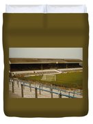 Cardiff - Ninian Park - West Stand 2 - 1969 Duvet Cover
