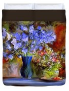 Caress Of Spring - Impressionism Duvet Cover