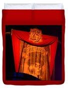 Caretaker Banner Duvet Cover