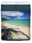 Caribbean Afternoon Duvet Cover