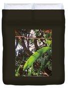 Caribbean Banana Leaf Duvet Cover