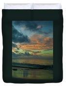 Caribbean Early Sunrise 2 Duvet Cover