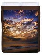 Caribbean Sunshine Duvet Cover