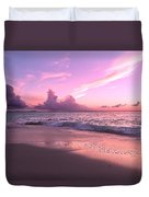 Caribbean Tranquility  Duvet Cover