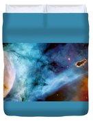 Carina Nebula #5 Duvet Cover