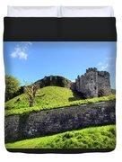 Carisbrooke Castle - Isle Of Wight Duvet Cover