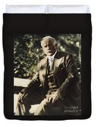Carl G. Jung  Duvet Cover
