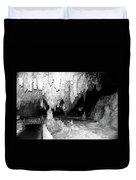 Carlsbad Cavern Walkway Duvet Cover
