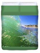 Carlsbad Wave 3 Duvet Cover