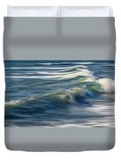Ocean Wave Abstract Duvet Cover