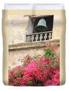 Carmel Mission Bell Duvet Cover
