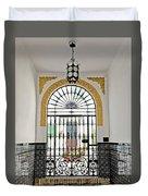 Carmona Door 2 Duvet Cover