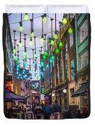 Carnaby Street London Duvet Cover