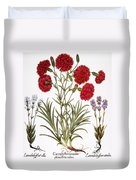 Carnation & Lavender, 1613 Duvet Cover