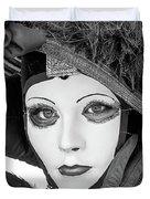 Carnavale Time Duvet Cover