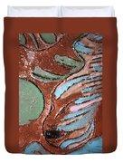 Carnival Tile Duvet Cover