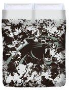 Carolina Panthers 1a Duvet Cover