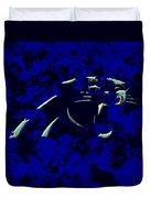 Carolina Panthers 1e Duvet Cover