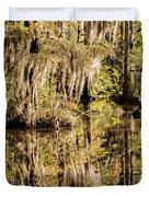 Carolina Swamp Duvet Cover