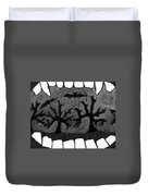 Carols Vampire Duvet Cover