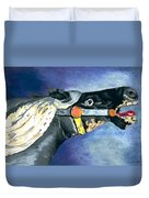 Carousel Horse 2 Duvet Cover