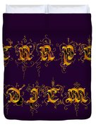 Carpediem Redgold Duvet Cover