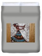 Carrie - Tile Duvet Cover