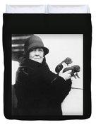 Carrie Phillips (1873-1960) Duvet Cover