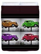 Cars Duvet Cover