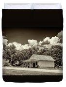 Carter Boyhood Home Duvet Cover