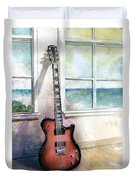Carvin Electric Guitar Duvet Cover