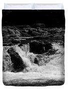 Cary Falls Duvet Cover