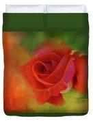 Cary Grant Rose Duvet Cover