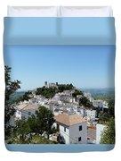 Casares Spain Duvet Cover