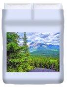 Cascade Mountain Duvet Cover