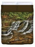 Cascades Duvet Cover