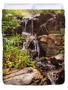 Cascades N Pool Duvet Cover