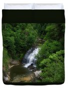 Cascadilla Waterfalls Cornell University Ithaca New York 02 Duvet Cover