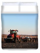 Case Ih Power Duvet Cover