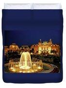 Casino De Monte Carlo-circa 2005 Duvet Cover
