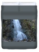 Casper Wy Waterfall 1 Duvet Cover