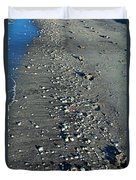 Caspersen Beach- Vertical Duvet Cover